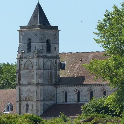 Abbatiale berteaucourt