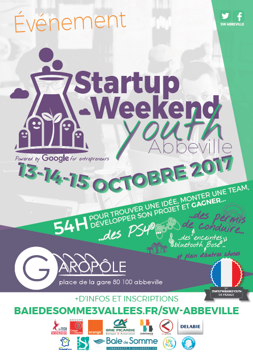 Le premier Startup Weekend Youth