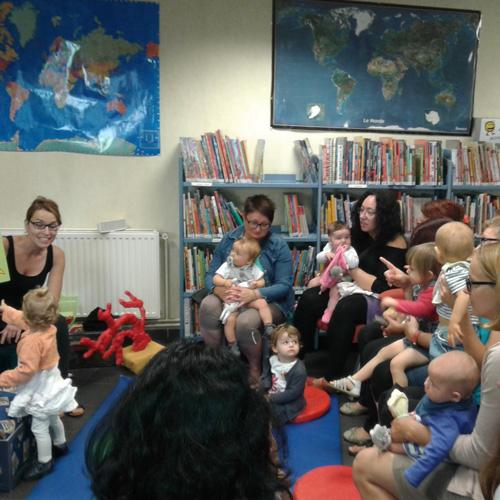 Bebes lecteurs