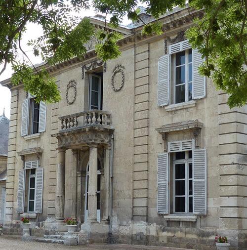 Chateau argoeuves