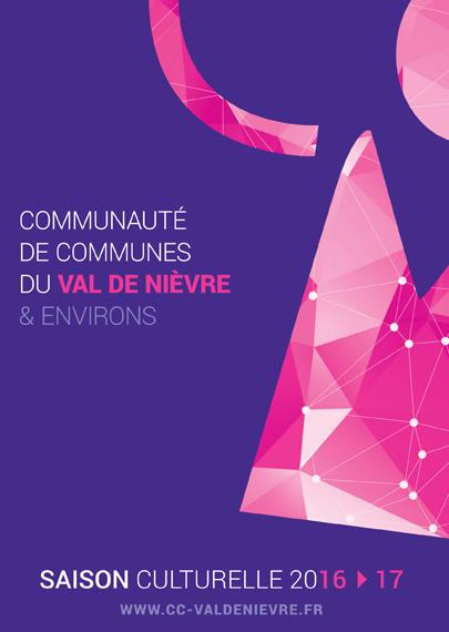 Couverture agenda du Val de Nièvre