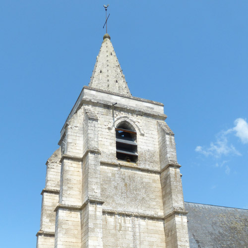 Eglise de franqueville