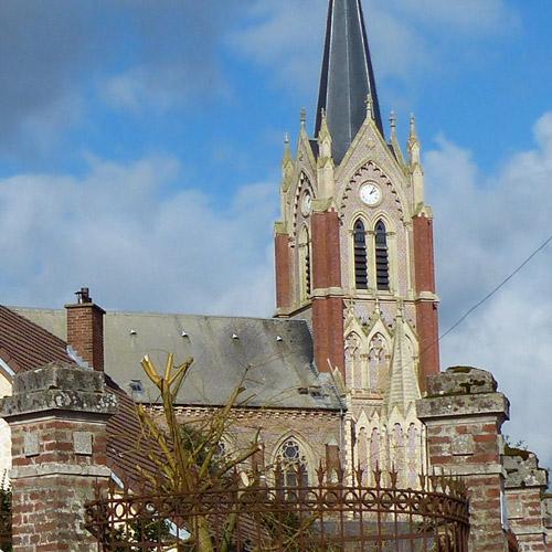Eglise vignacourt